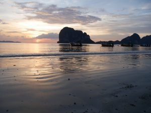 Strand bei Trang