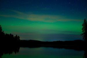 Nordlichter bei Hurdal