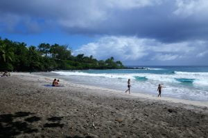 Road to Hana - Hamoa Beach