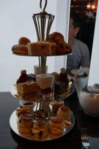 Teatime im Ritz Carlton