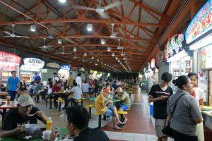 Singapur Street Food