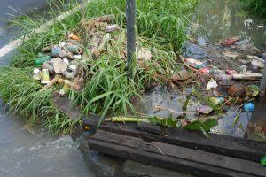 Der Müll auf Bali