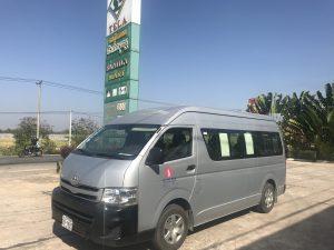 Mini Bus Kambodscha