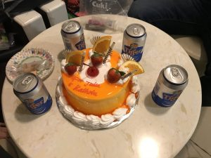 Da Lat - personalisierter Kuchen