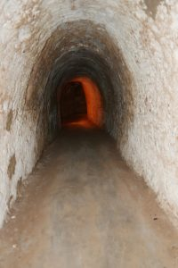 Chu Chi Tunnel