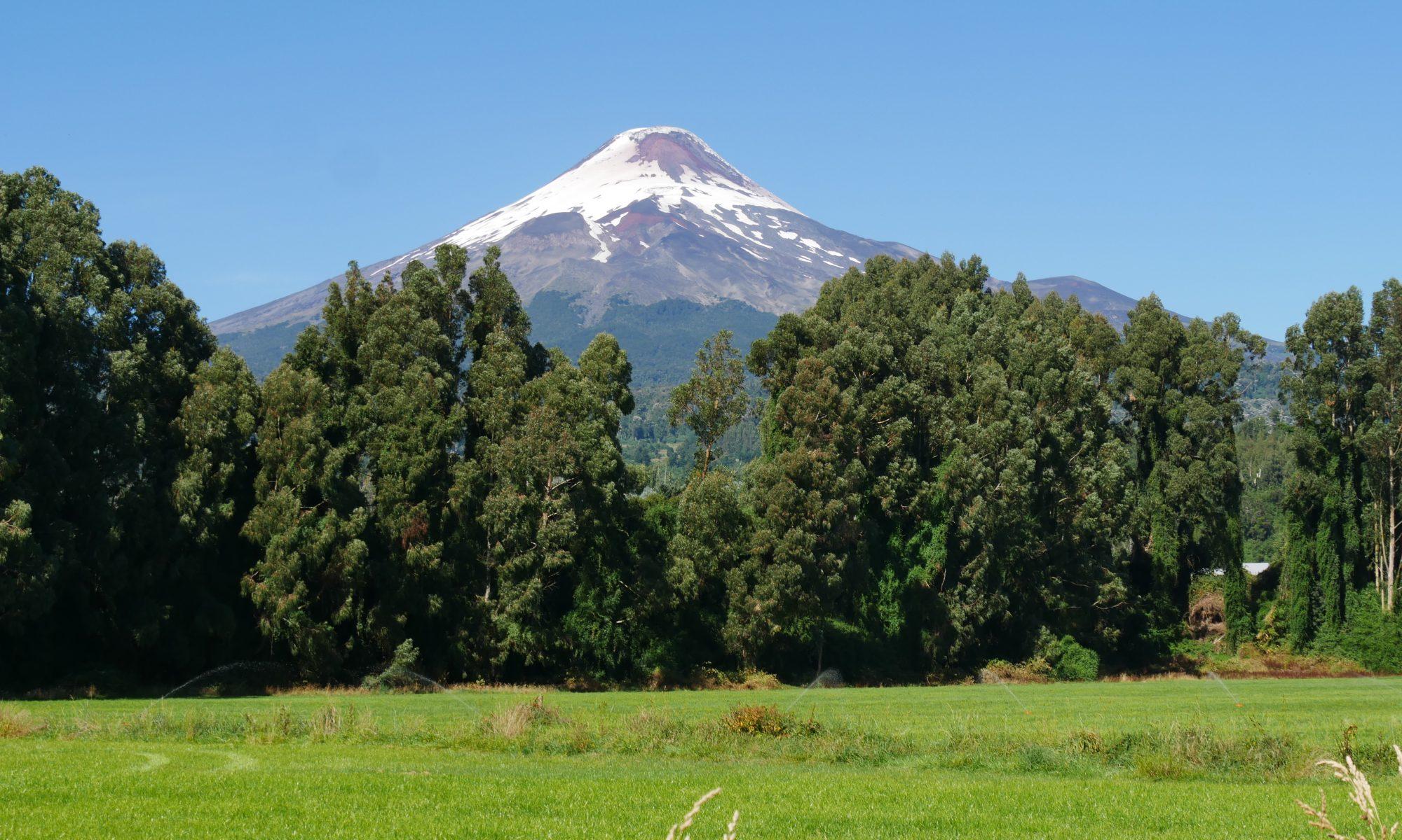 Vulkan Osorno