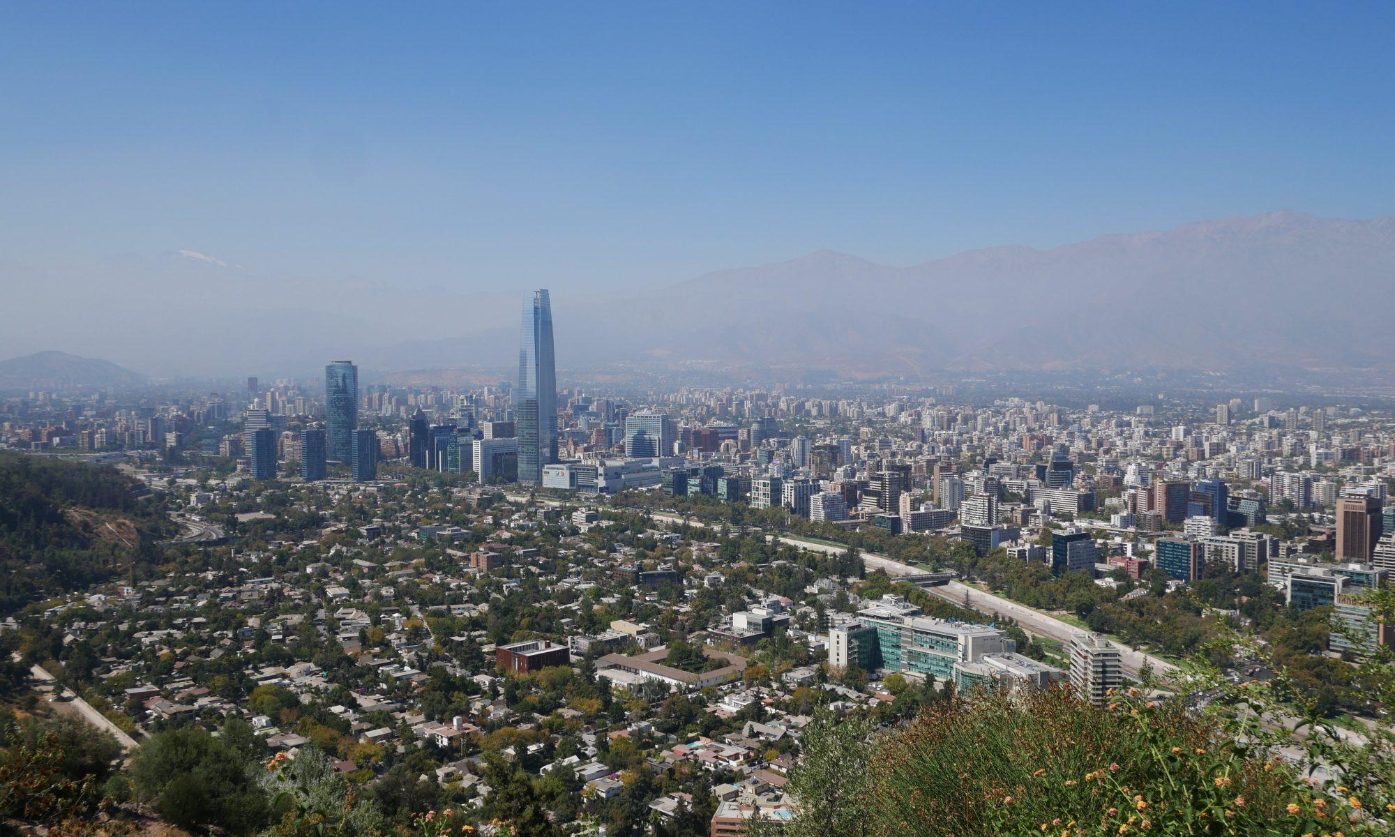 San Cristobal - Santiago
