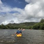 Kajakausflug auf dem Wailua River