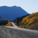 Von Whitehorse nach Skagway