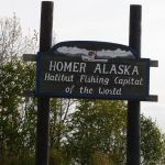 The Homer Spit Trail