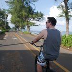 Radtour über den Kauai Path