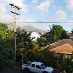 Plantation Inn - Aussicht vom Hotel