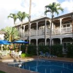 The Plantation Inn - Unser Hotel