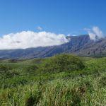 Road to Hana - Fast am Ende mit Ausblick auf den Haleakala