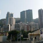 Hongkong Innenstadt