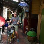 Radtour durch Bangkok