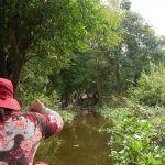 Separate Tour zu den schwimmenden Dörfern