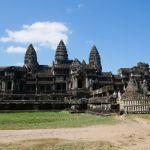 Angkor Wat Tempel - Angkor Wat