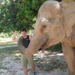 Wildlife Rescue Center - Lucky