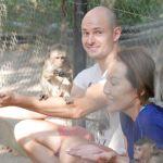 Wildlife Rescue Center - Die Affen