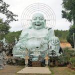 Da Lat- Happy Buddha
