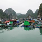Halong Bay - Bootstour