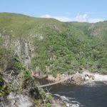 Tsitsikamma National Park - Suspension Bridge