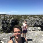 Wanderung zum Tafelberg - Auf dem Plateau