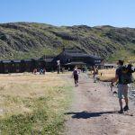 3. Etappe zum Refugio Paine Grande