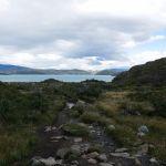 4. Etappe Grey Gletscher