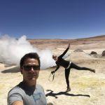 Salar de Uyuni - Geysir