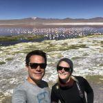 Red Lagune - Salar de Uyuni