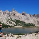 Wanderung zum Frey Gletscher