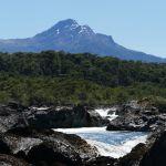 Wasserfall Saltos de Petrohue