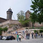 Die Kaiserburg Nürnberg!