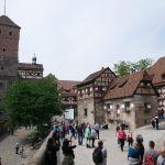 Die Kaiserburg Nürnberg